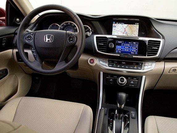 Midsize Sedan Comparison: 2015 Honda Accord - Kelley Blue Book