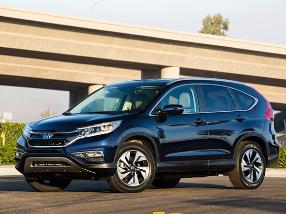 15 Best Family Cars 2015 Honda CRV  Kelley Blue Book