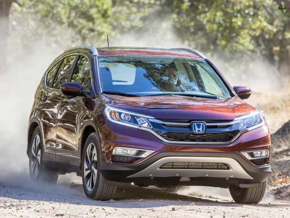2015 Honda CR-V updated - Kelley Blue Book