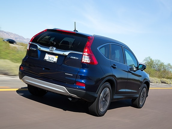 Compact SUV Comparison: 2015 Honda CR-V - Kelley Blue Book