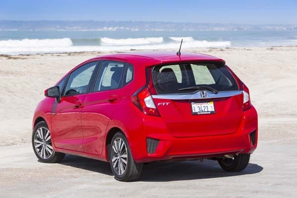 2015 Honda Fit EXL First Review: One Size Fits All 4