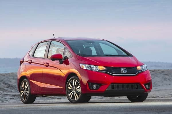 2015 Honda Fit EXL First Review: One Size Fits All 7