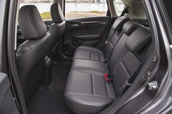 2015 Honda Fit EXL First Review: One Size Fits All 39