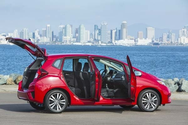 2015 Honda Fit EXL First Review: One Size Fits All 9
