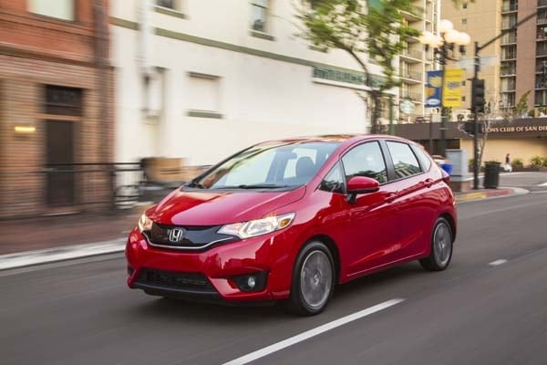 2015 Honda Fit EXL First Review: One Size Fits All 10