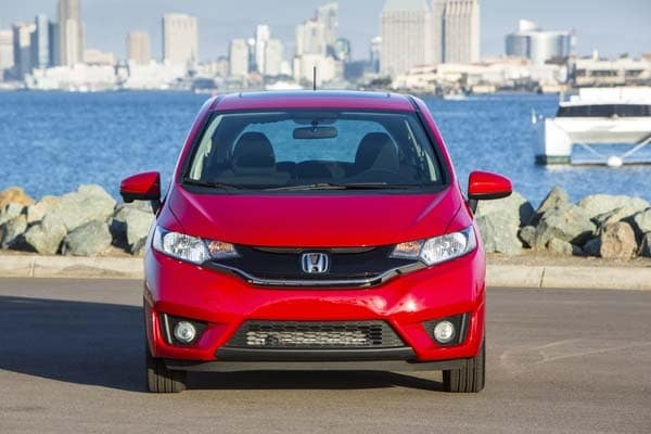 2015 Honda Fit EXL First Review: One Size Fits All 11