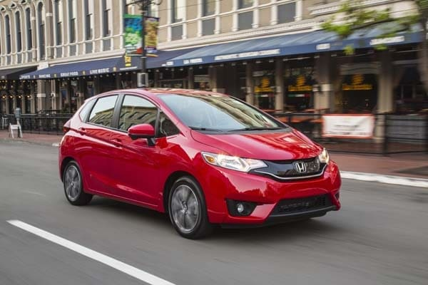 2015 Honda Fit EXL First Review: One Size Fits All 12
