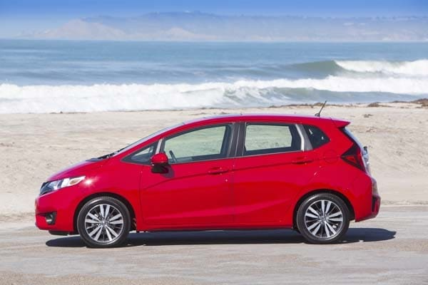 2015 Honda Fit EXL First Review: One Size Fits All 18