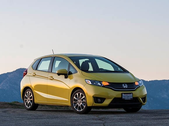 Another Month, Another Cycle Of Trouble Free Travels In Our Honda Fit EX L  With Navi. Fuel Economy Continues To Be As Solid As The Rest Of The Package  And ...