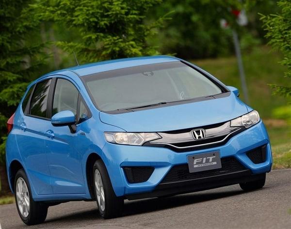 First Pics 2015 Honda Fit Kelley Blue Book