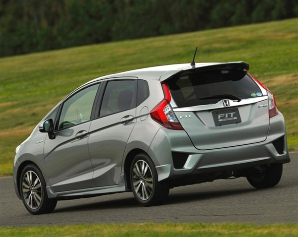 First Pics 2015 Honda Fit Kelley Blue Book
