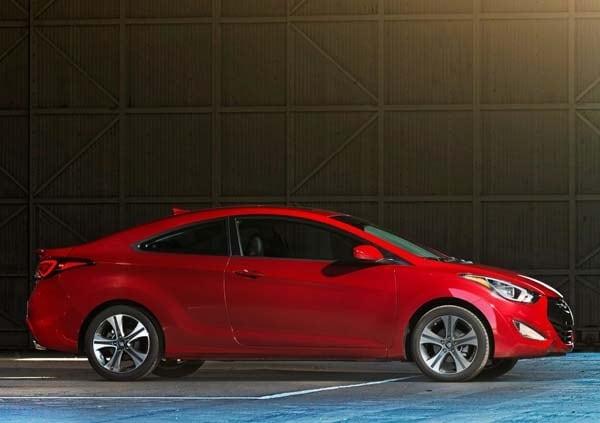 2015 Hyundai Elantra Sedan Updated Coupe Departs Kelley Blue Book