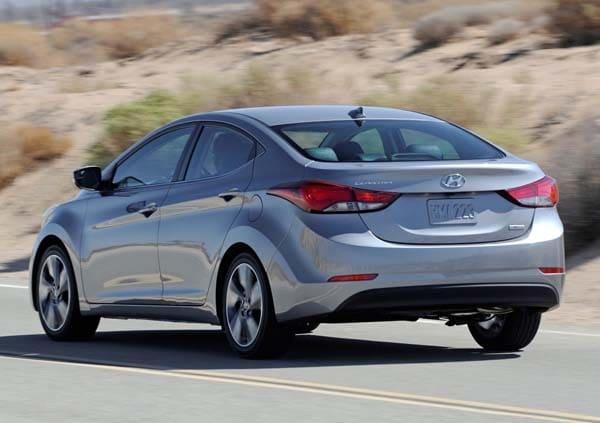 2015 Hyundai Elantra Sedan Updated Coupe Departs Kelley