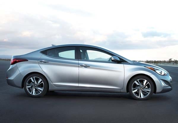 2015 Hyundai Elantra Sedan Updated Coupe Departs Kelley