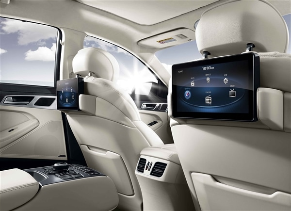 2015 Hyundai Genesis First Review Premium Sedan Still Has