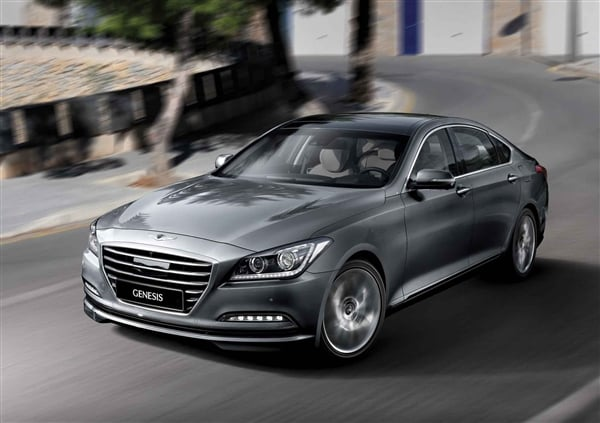 Hyundai Genesis First Review Premium Sedan Still Has