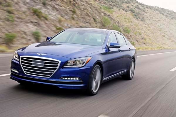 2015 Hyundai Genesis First Review: The Cool Lux Alternative 3