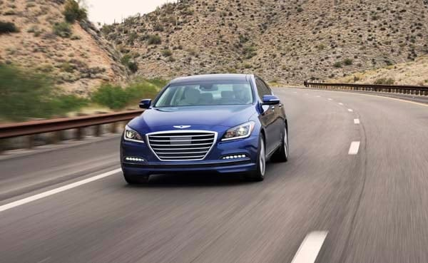 2015 Hyundai Genesis First Review: The Cool Lux Alternative 1