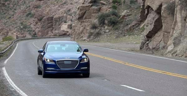 2015 Hyundai Genesis First Review: The Cool Lux Alternative 4