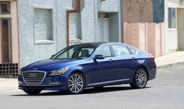 2015 Hyundai Genesis First Review: The Cool Lux Alternative 11
