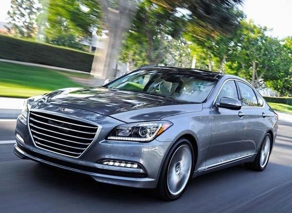 2015 Hyundai Genesis Pricing Starts At 38 950 Kelley