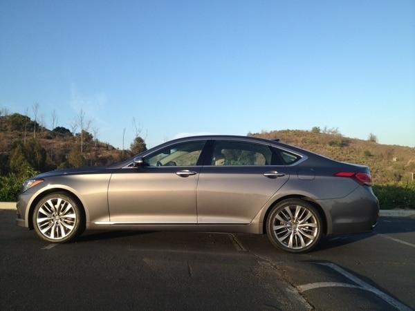 2015 Hyundai Genesis 3 8 Long Term Introduction Kelley