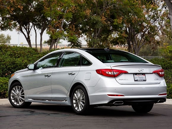 15 Best Family Cars 2015 Hyundai Sonata Kelley Blue Book