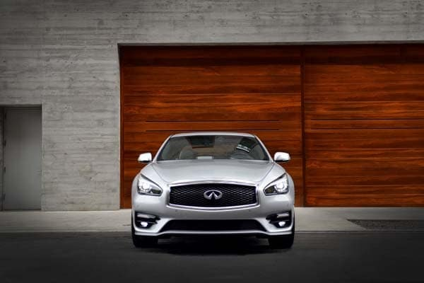 2015 Infiniti Q70 and Q70L First Review 11