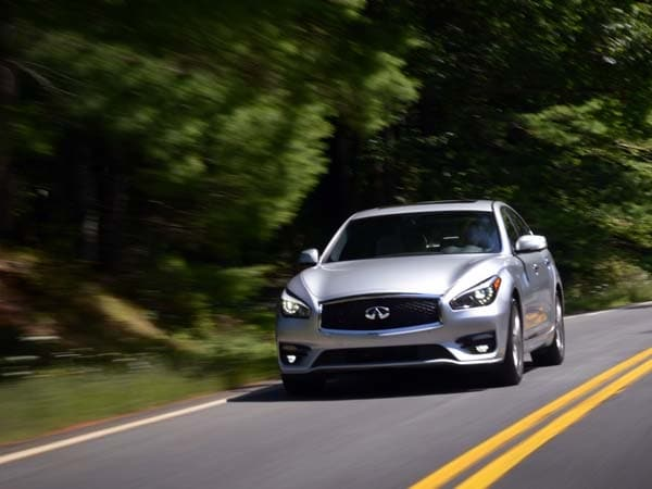 2015 Infiniti Q70 and Q70L First Review 10
