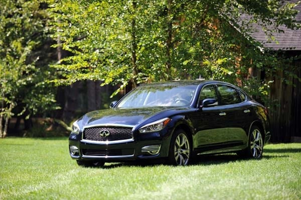 2017 Infiniti Q70 And Q70l First Review