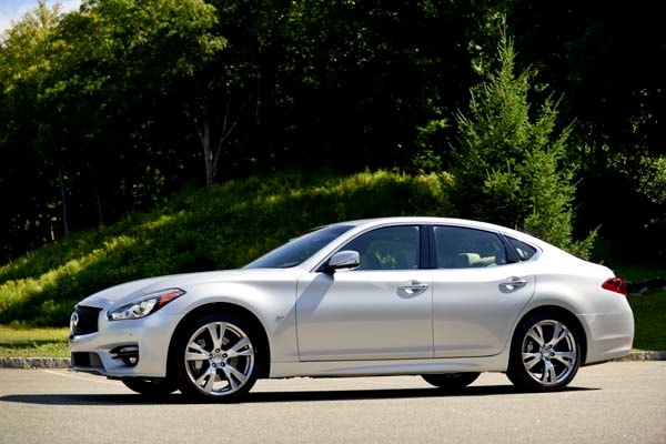2015 infiniti q70 and q70l first review kelley blue book. Black Bedroom Furniture Sets. Home Design Ideas