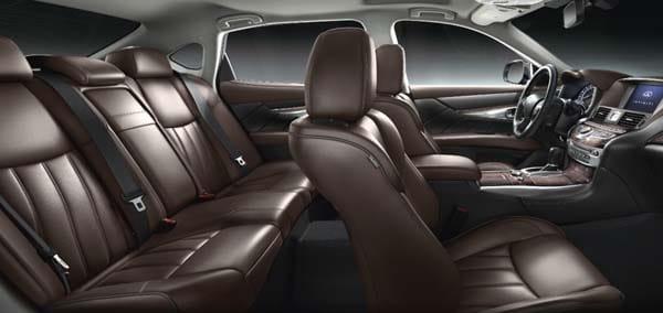 2015 Infiniti Q70L goes even longer on luxury 20