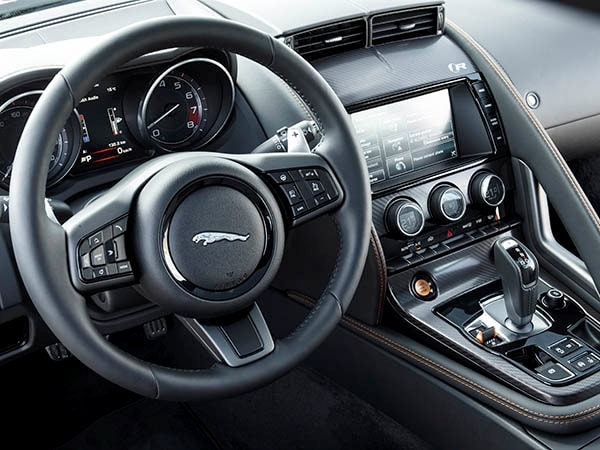 2015 Jaguar F-Type Coupe First Review 26