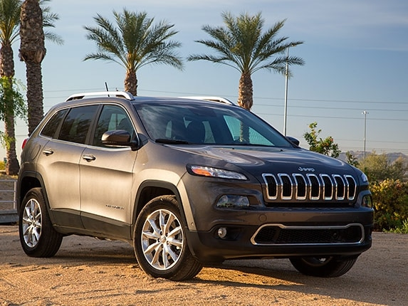 Compact Suv Comparison 2017 Jeep Cherokee