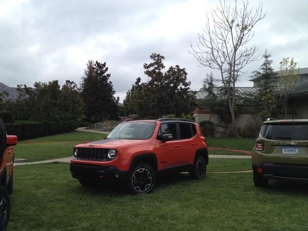 Jeep renegade review kbb