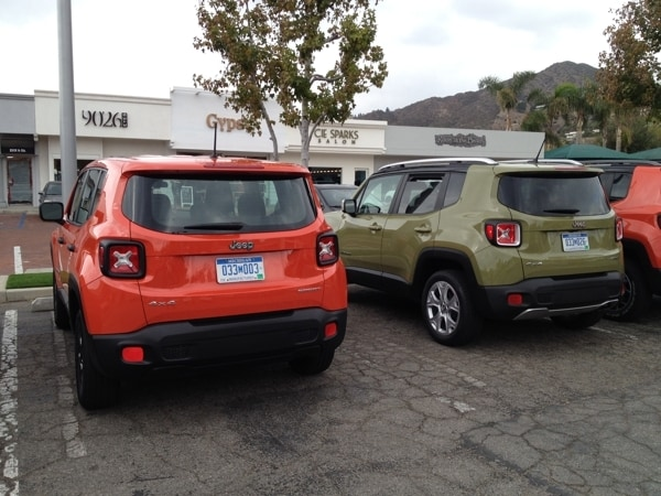 Excellent 2015 Jeep Renegade First Review Little Yet Big Deal