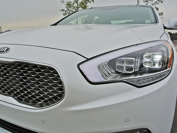 2015 Kia K900 First Drive: Taking a Giant Leap 7