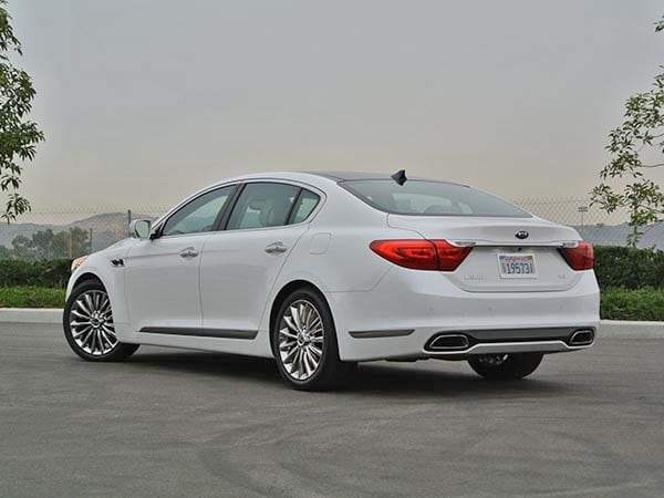 2015 Kia K900 First Drive: Taking a Giant Leap 4
