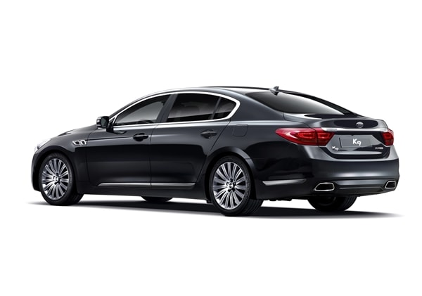 2015 kia k900 luxury sedan to debut at los angeles auto show kelley blue book. Black Bedroom Furniture Sets. Home Design Ideas