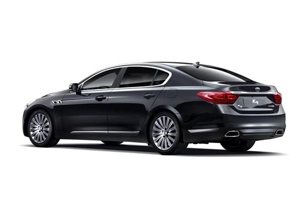 Luxury Vehicle: 2015 Kia K900 Luxury Sedan To Debut At Los Angeles Auto