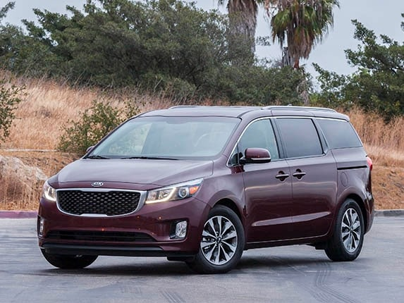 2015 Kia Sedona SX Long Term Introduction - Kelley Blue Book