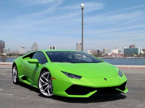 2015 Lamborghini Huracan Lp 610 4 Quick Take A Legend Is