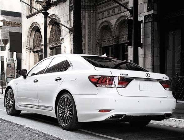 2015 Lexus Adds Limited Edition Models Kelley Blue Book