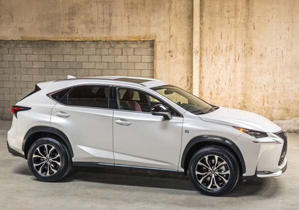2015 Lexus NX 200t and 300h Hybrid unveiled - Kelley Blue Book