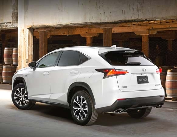 2015 Lexus Nx 200t And 300h Hybrid Unveiled Kelley Blue Book