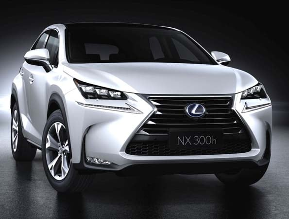 2015 lexus nx 200t and 300h hybrid unveiled kelley blue book. Black Bedroom Furniture Sets. Home Design Ideas
