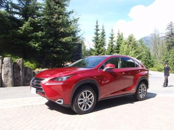 2015 Lexus NX First Review: Mission Probable 6