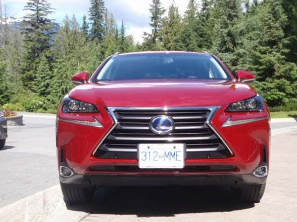 2015 Lexus NX First Review: Mission Probable 8