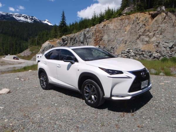 2015 Lexus NX First Review: Mission Probable 11
