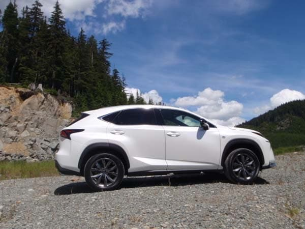 2015 Lexus NX First Review: Mission Probable 15